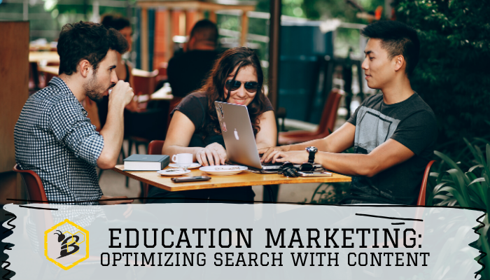 Education Marketing: SEO with Content