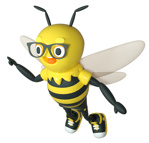 Buzzy - Pointing-1