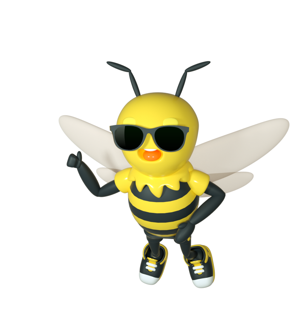Buzzy Thumbs Up Sunglasses