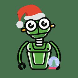Green Bot XMas