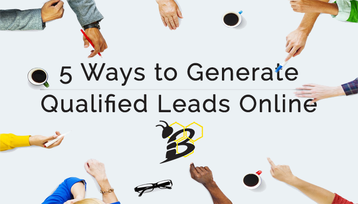 5 Ways to Generate Qualified Leads Online.png