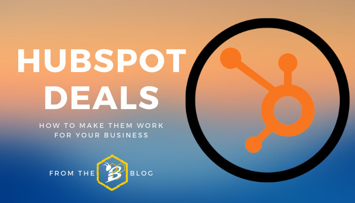 HubSpot Deals Blog Header