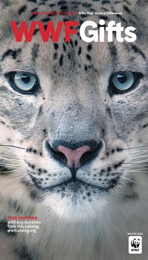 WWF Catalog cover