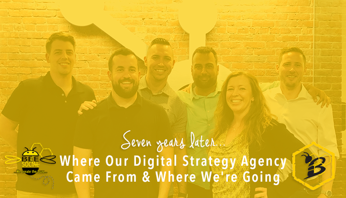 Where Our Digital Strategy Agency Came From & Where Were Going