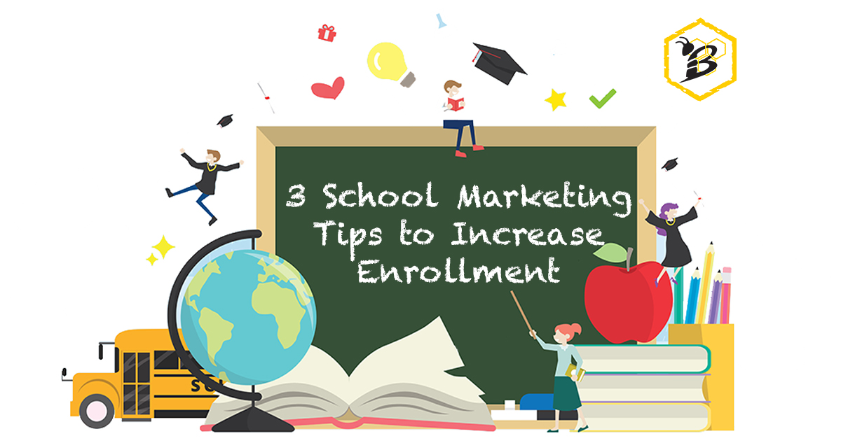 school marketing tips