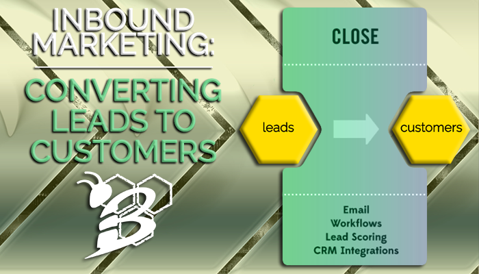 Inbound Marketing Services - Converting Leads to Customers