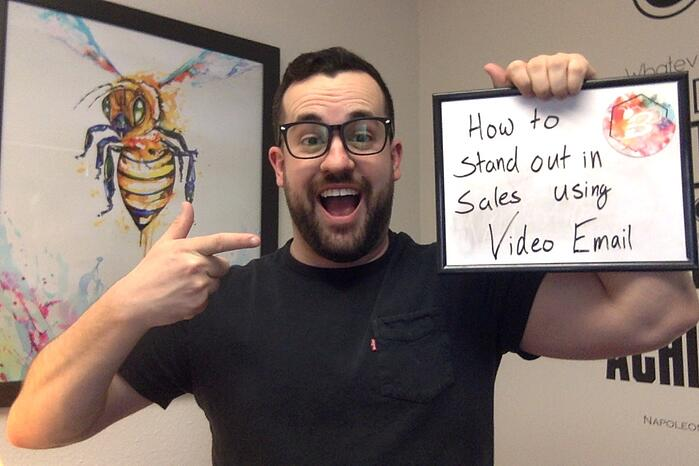 Embrace Your Face - How To Stand Out In Sales By Using Video Email