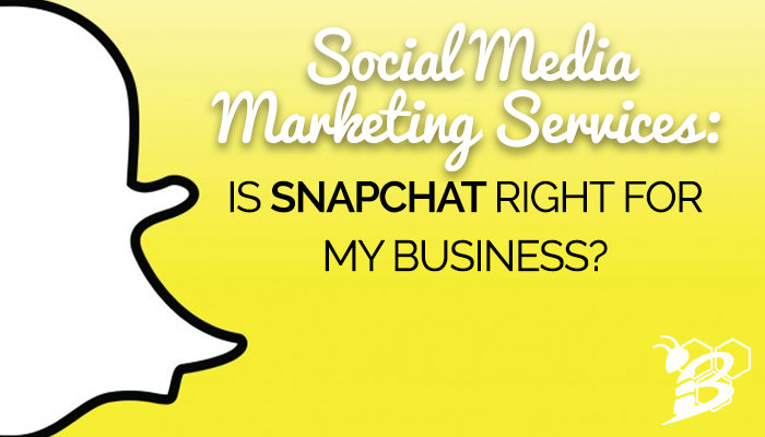 Social Media Marketing Services - Is Snapchat Right for My Business?.png