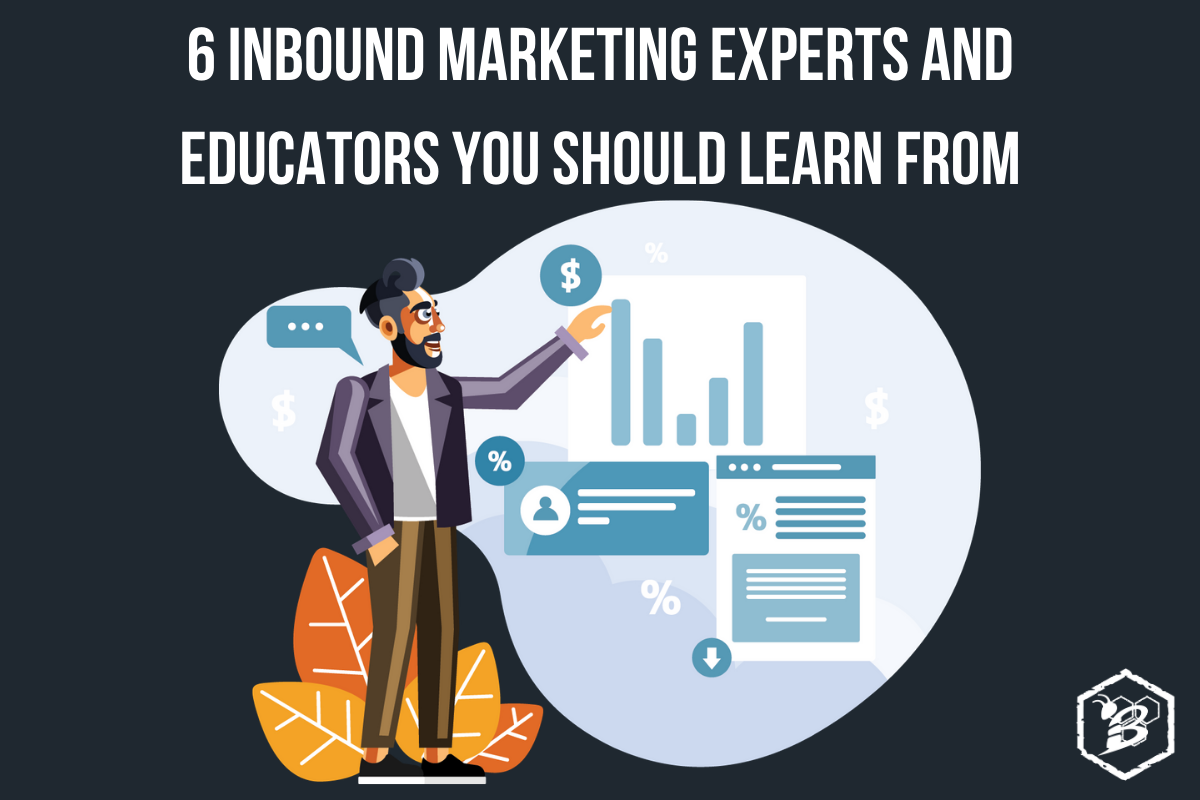 inbound marketing experts to learn from