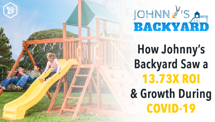 How Johnny's Backyard Saw a 13.73X ROI  & Growth During COVID-19