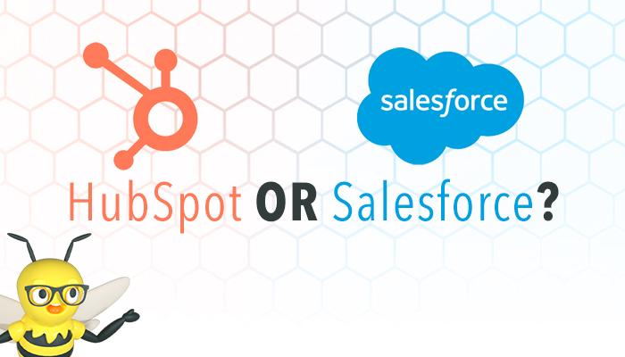 HubSpot or Salesforce?