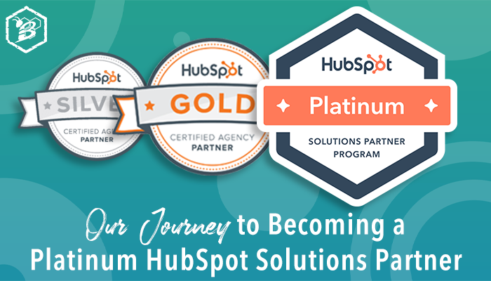 Our Journey to Becoming a Platinum HubSpot Solutions Partner