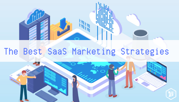Graphic of SaaS marketing company building comprehensive campaigns with blog post title over image